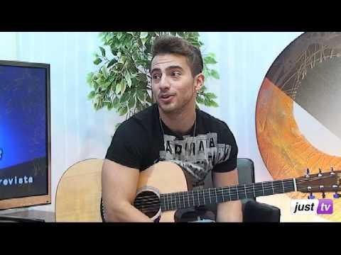 Cantor sertanejo Igor Braga no Maria Paiva Entrevista - JustTV - 10/12/13