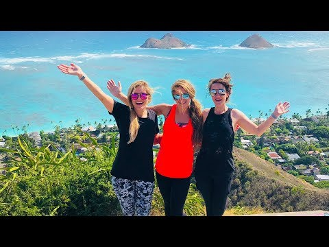 What We Did in Hawaii