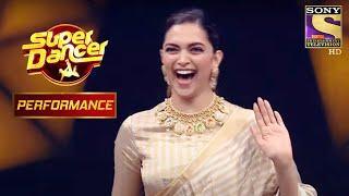 "Deepika ने किया ""नगाड़ा संग ढोल"" पर Robotics Dance | Super Dancer Chapter 2 - SETINDIA"