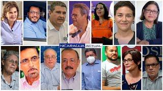 ¡Da la cara Daniel, no seas pendejo!, dice Laura Chinchilla tras cacería de opositores de Ortega