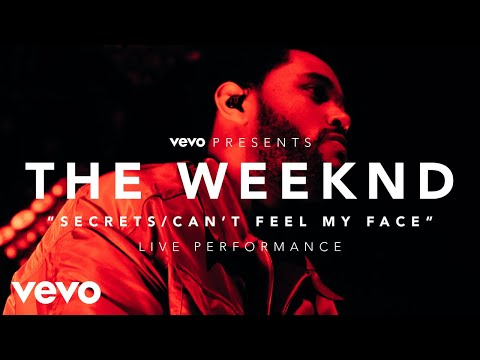 connectYoutube - The Weeknd - Secrets/Can't Feel My Face (Vevo Presents)