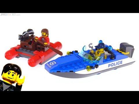 connectYoutube - LEGO City Wild River Escape review! 60176