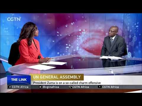 Africa's agenda at UNGA 2017