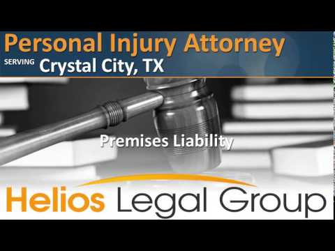 Crystal City Personal Injury Attorney - Texas
