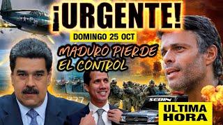 ???? NOTICIAS de VENEZUELA hoy 25 De OCTUBRE 2020, NOTICIAS de hoy 25 De OCTUBRE 2020, VENEZUELA hoy