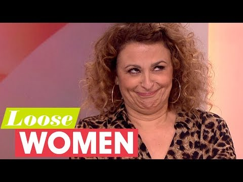 connectYoutube - Nadia Once Paid Her Sister's Boyfriend to Leave the Country! | Loose Women