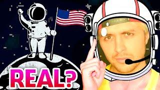 ¿Realmente fuimos a la Luna ???????? Investigación a fondo ????