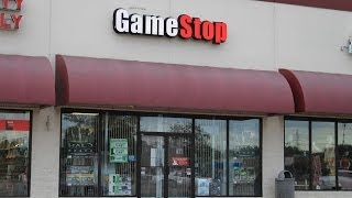 GameStop Closing 120 Stores, Focusing on Mobile