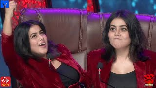 Poorna Imitates Sekhar Master  - Dhee Champions - 30th September 2020 - Sudigali Sudheer - MALLEMALATV