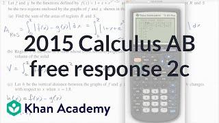 2015 AP Calculus 2c