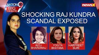 Shocking Raj Kundra Scandal Exposed   Models backslashu0026 Women Speak Out   NewsX - NEWSXLIVE