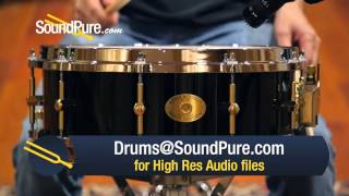 Noble & Cooley 5x14 SS Classic Maple Snare Drum - Quick n' Dirty