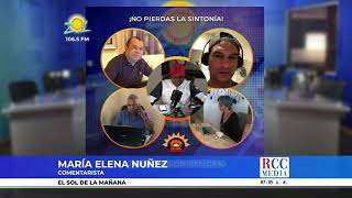 María Elena Nuñez comenta sobre las nuevas medidas del Gobierno Dominicano