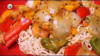 Receta Ají: Curry de camarones al estilo Ají