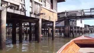 Kampong Ayer Water Stilt Village