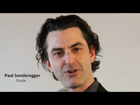 @AnalyticsWeek: Big Data at Work: Paul Sonderegger
