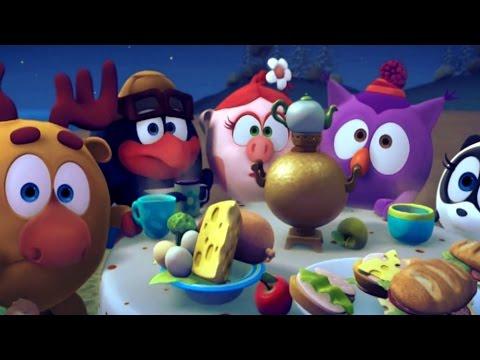 Кадр из мультфильма «Смешарики. Новые приключения. Перестройка»