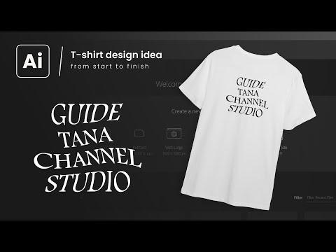 ไอเดียออกแบบเสื้อ-ep.1- -สอนออ