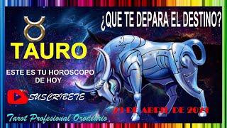 """?TAURO HOY 23 DE ABRIL DE 2021?????Tu Destino!? """"Poder! Éxito! Y HOROSCOPO"""" ?????????? #Horoscopodehoy"""