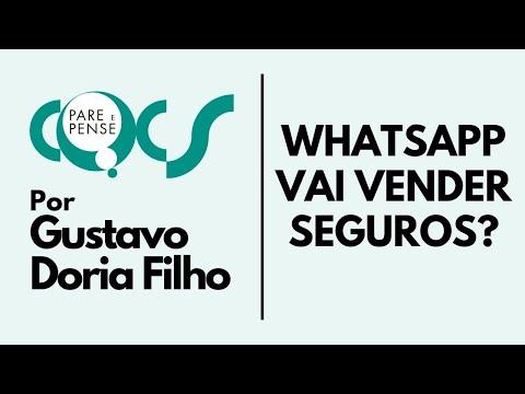 Imagem post: WhatsApp vai vender Seguros?