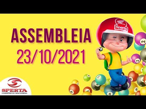 Sperta Consórcio - Assembleia  - 23/10/2021