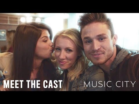 connectYoutube - MUSIC CITY on CMT | Meet the Cast