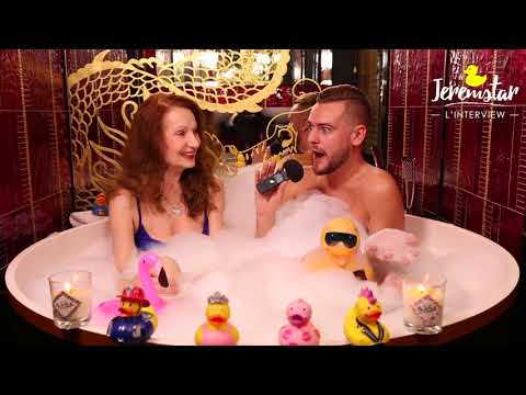 connectYoutube - Tanya (Secret Story 11) dans le bain de Jeremstar - INTERVIEW
