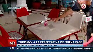 Sector turismo y comercial a la expectativa por nueva fase de apertura