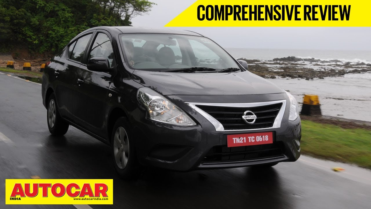 2014 Nissan Sunny Facelift | Comprehensive Review
