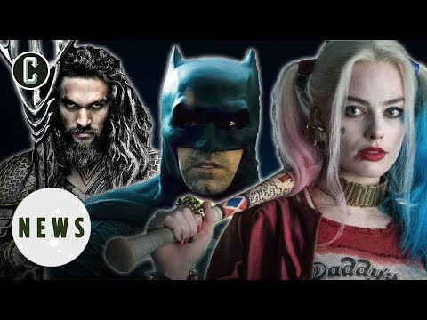 connectYoutube - What Will The New DC Movies Lineup Look Like?