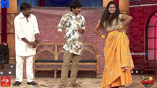 Rocking Rakesh backslashu0026 Team Skit - Rakesh Skit Promo - 9th October 2020 - Extra Jabardasth Promo - MALLEMALATV
