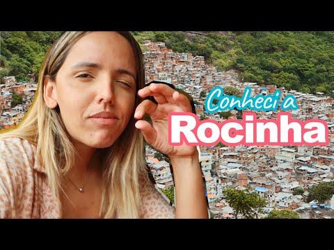 MINHA PRIMEIRA VEZ NA ROCINHA: VISITEI A MAIOR FAVELA DO BRASIL | Prefiro Viajar