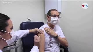 Vacuna de Oxford y Aztrazeneca