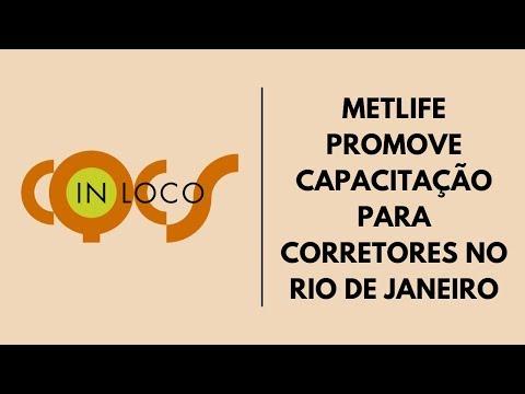 Imagem post: MetLife promove capacitação para Corretores no Rio de Janeiro
