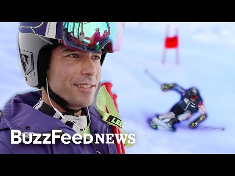 These Afghan Skiers Are Determined To Reach The Olympics