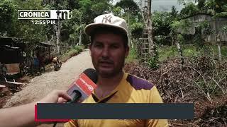 Calles dignas para comunidad de San Carlos, Río San Juan - Nicaragua