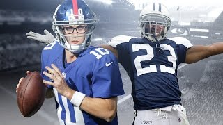 Cowboys vs. Giants - Greg and Bobby Play Madden NFL 15 - IGN Let's Play