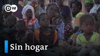 Crisis humanitaria en África central