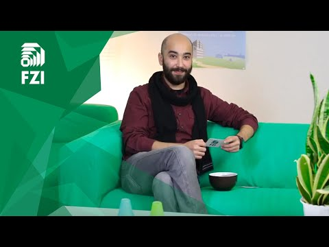 Die FZI 100 Sekunden-Challenge: Emre Taspolatoglu