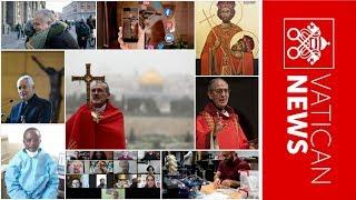 Contagiemos esperanza. Argentina. Chad. CELAM. Jerusalén. Herencia jesuita. Laudato Si - RV 22.5.20
