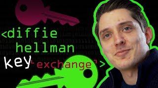 Diffie Hellman Key Exchange - Computerphile