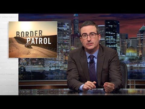 connectYoutube - Border Patrol: Last Week Tonight with John Oliver (HBO)