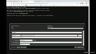 Image from CAsToR workshop - Linux and Rstudio server 1