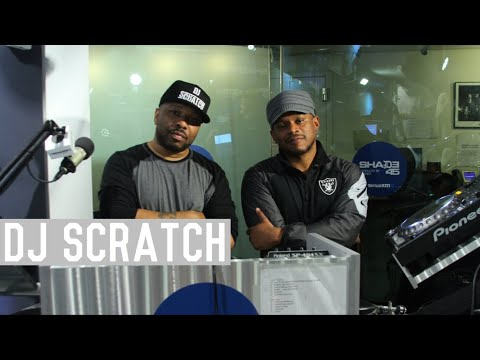 connectYoutube - DJ Scratch Mixes Live On Sway In The Morning and Talks Scratch Vision