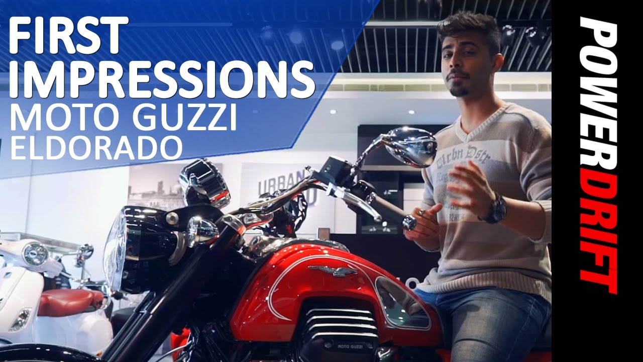 Moto Guzzi Eldorado : First Impressions : PowerDrift