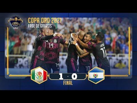 Resumen México vs El Salvador Copa ORO