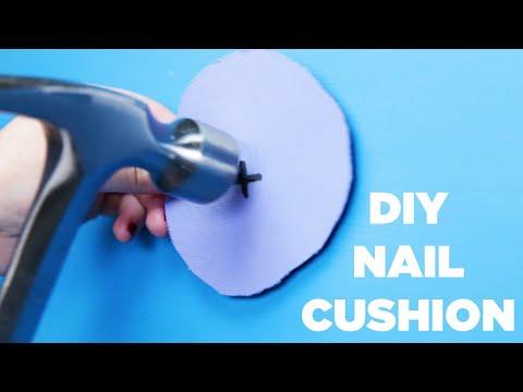 DIY Nail Cushion
