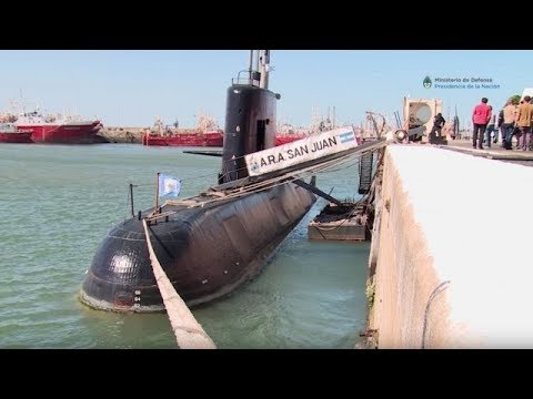 Missing Argentine sub could run out of oxygen