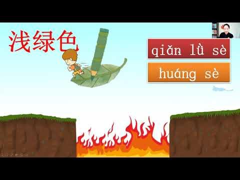 ภาษาจีนชั้นป-3-บทที่-7-ฉันชอบส