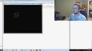Pygame (Python Game Development) Tutorial - 89 - X Axis Perspective